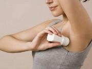 Sức khỏe đời sống - Thực hư thông tin lăn khử mùi có thể gây ung thư vú
