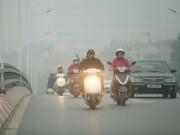Tin tức trong ngày - Chuyên gia lý giải hiện tượng sương mù dày đặc ở HN