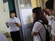 Giáo dục - du học - Các trường phải đăng ký chỉ tiêu tuyển sinh năm 2017