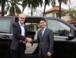Mercedes-Benz V 250: Phương tiện chuyên chở 5 sao tại Furama Resort Đà Nẵng