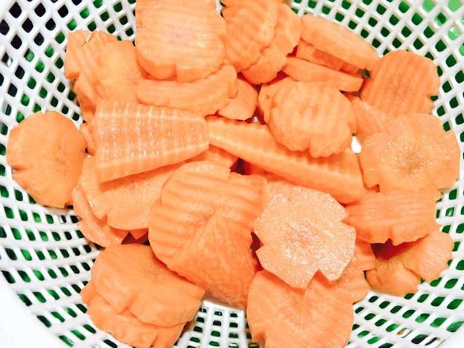 Cách làm mứt cà rốt đơn giản mà ngon tuyệt - 2