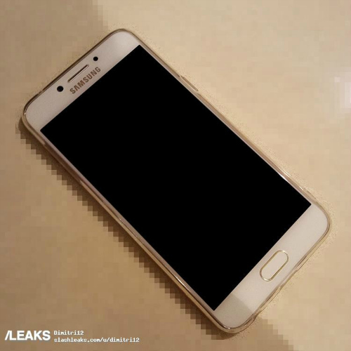 Lộ loạt ảnh Samsung Galaxy C7 Pro - 2