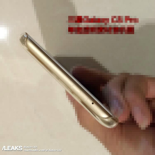 Lộ loạt ảnh Samsung Galaxy C7 Pro - 3