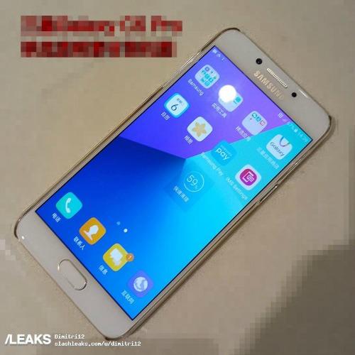 Lộ loạt ảnh Samsung Galaxy C7 Pro - 5