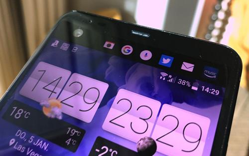 HTC U Ultra xuất hiện trước giờ ra mắt - 3