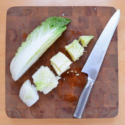 Cách làm kim chi cải thảo chua cay giải ngán ngày Tết - 2
