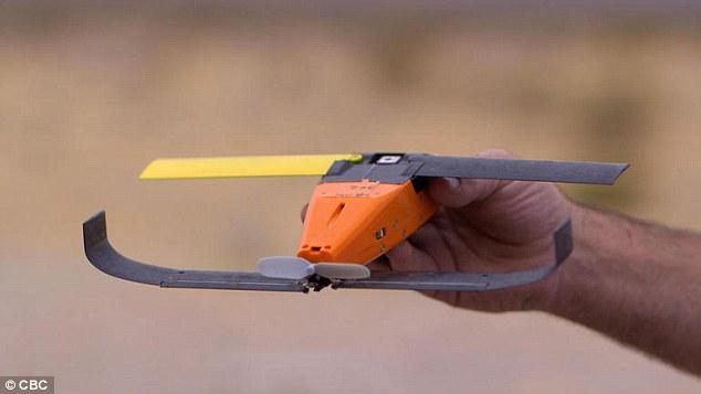 Mỹ thử nghiệm UAV siêu nhỏ bay theo đàn như châu chấu - 1