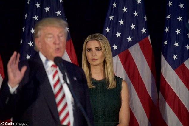 """Con gái Trump bỏ việc để làm thay """"vai"""" đệ nhất phu nhân? - 2"""
