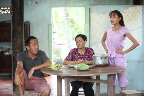 Sự thật đáng sợ sau cảnh phim đẹp của vợ chồng Lương Thế Thành - 5