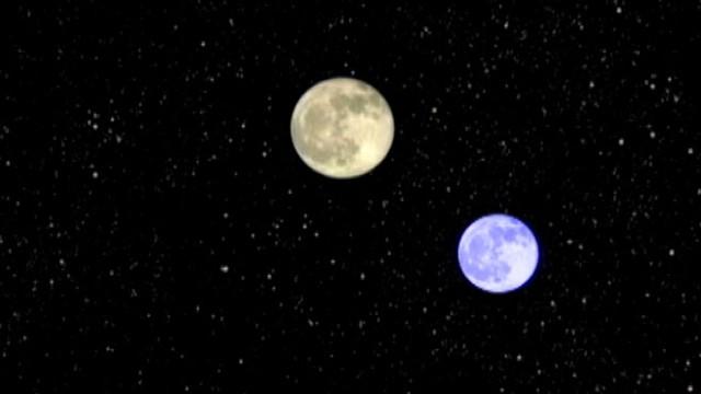 Trái đất từng có cả tá mặt trăng? - 2