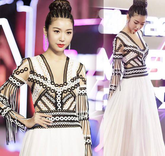 Phạm Hương, Thúy Vân, Hari Won lại mặc đẹp nhất tuần - 5