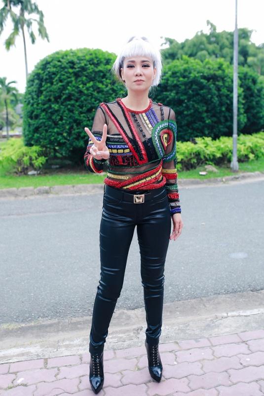 Phạm Hương, Thúy Vân, Hari Won lại mặc đẹp nhất tuần - 9