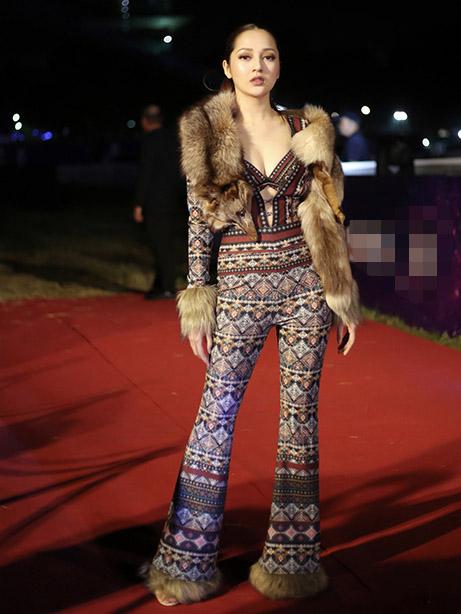 Phạm Hương, Thúy Vân, Hari Won lại mặc đẹp nhất tuần - 12