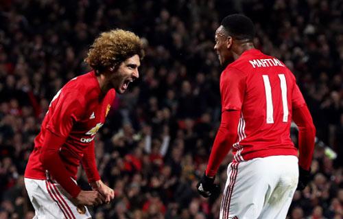 Đại chiến MU - Liverpool: Mối lo cho Mourinho - 1