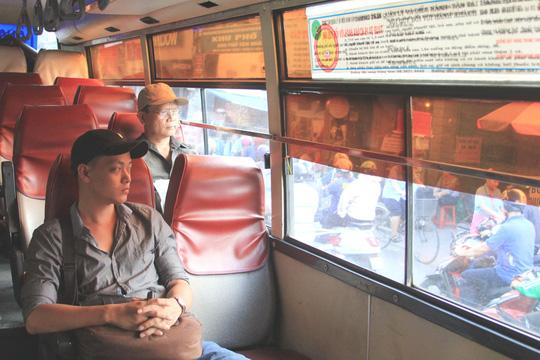 Lãng phí xe buýt - 2