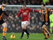 Bóng đá - MU - Hull City: Tấn công cống hiến, Old Trafford rộn ràng