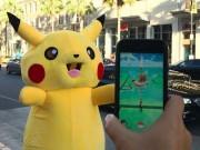 Game Pokémon GO chính thức bị cấm tại Trung Quốc