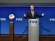 World Cup 48 đội: Châu Á thêm 4 đội, châu Phi 9 suất