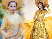 Thời trang - Áo dài Việt họa tiết rồng quá kỳ công và ấn tượng với quốc tế