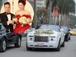 Đám cưới gây xôn xao của hoa - á hậu với toàn siêu xe