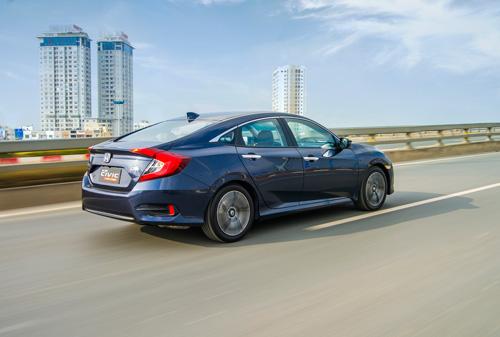 Honda Việt Nam công bố giá bán chính thức của Honda Civic thế hệ 10 - 4