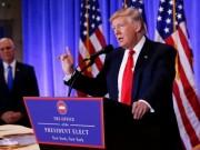 Trump giận dữ, đấu khẩu phóng viên CNN trong họp báo