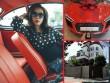 Mới đầu năm, mỹ nữ Việt đua nhau sắm siêu xe, biệt thự
