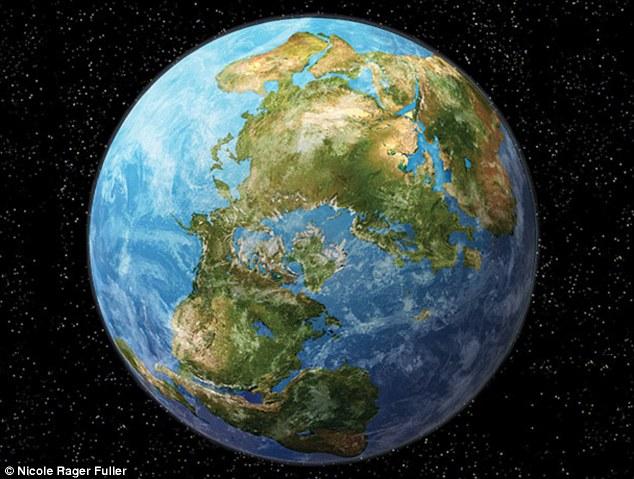 Siêu lục địa mới kéo châu Á nhập vào châu Mỹ - 1