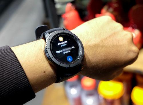 Cách sử dụng smartwatch của Samsung trên hệ điều hành iOS - 3