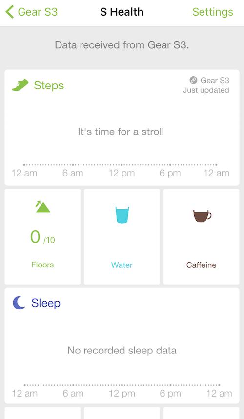 Cách sử dụng smartwatch của Samsung trên hệ điều hành iOS - 4