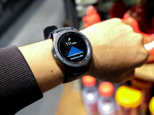 Cách sử dụng smartwatch của Samsung trên hệ điều hành iOS - 5