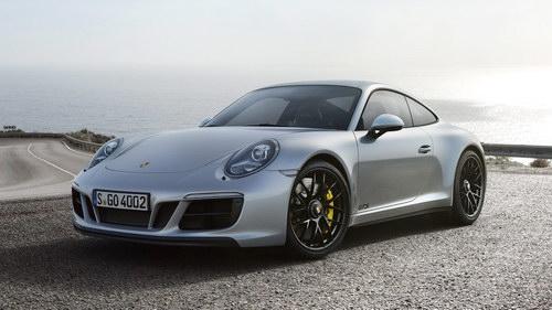 Porsche 911 GTS 2017 cải tiến thêm mạnh mẽ - 3