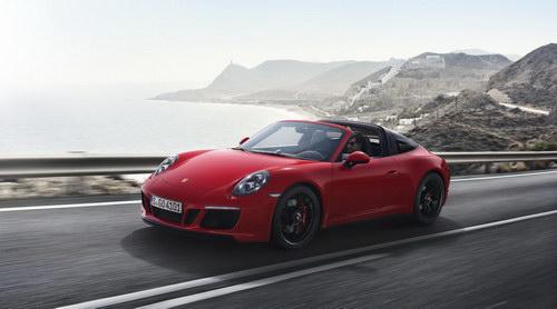 Porsche 911 GTS 2017 cải tiến thêm mạnh mẽ - 5
