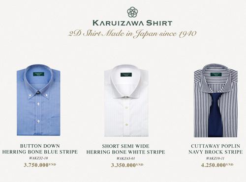 2D Shirt – Áo sơ mi 2 chiều Nhật dành tặng quý ông Việt - 3