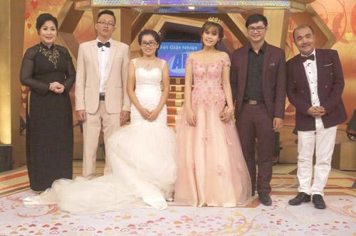 Hồng Vân – Quốc Thuận xúc động với cặp vợ chồng đã trải qua thập tử nhất sinh - 5