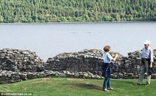 7 ảnh năm 2016 chứng minh quái vật hồ Loch Ness có thật - 2