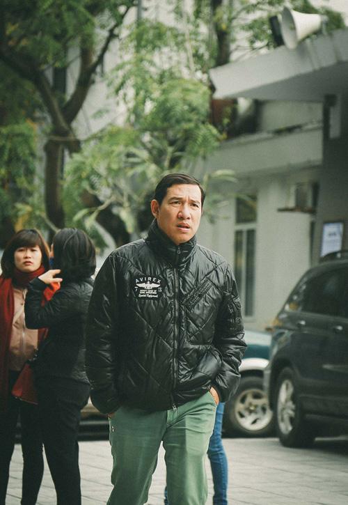 NSƯT Quốc Khánh tiều tụy, phờ phạc trong đám tang mẹ - 7