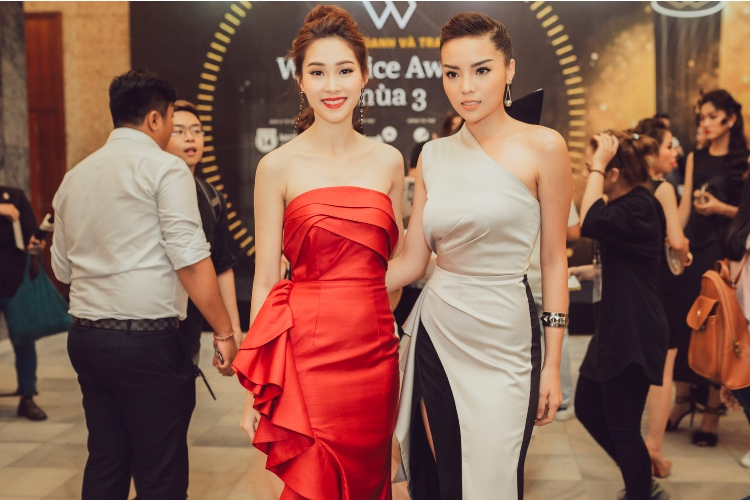 """""""Nữ hoàng thảm đỏ"""" Angela Phương Trinh bị lu mờ trước HH Thu Thảo - 8"""