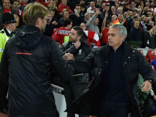 "MU đấu Liverpool: Mourinho thăng hoa vẫn ""sợ"" Klopp - 1"