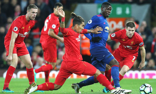 "MU đấu Liverpool: Mourinho thăng hoa vẫn ""sợ"" Klopp - 2"