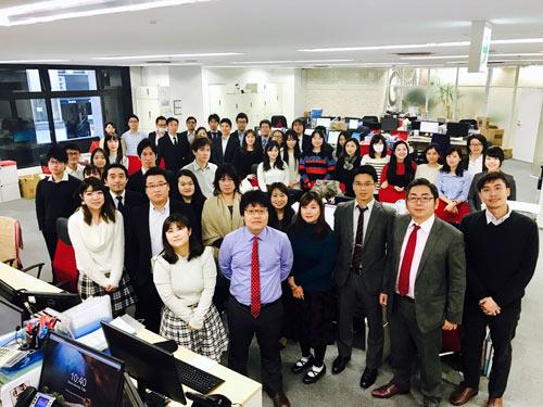Chia sẻ hữu ích của du học sinh Nhật Bản - 2