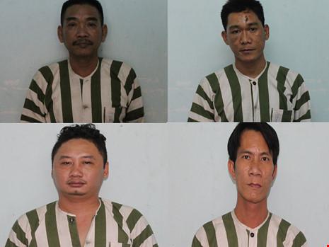 """Nhóm bắt cóc """"giam"""" một giám đốc trong khách sạn - 2"""