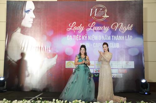 Lady Luxury Night – Dạ tiệc của tình đoàn kết và yêu thương - 4