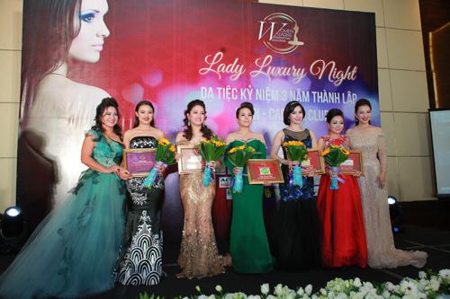 Lady Luxury Night – Dạ tiệc của tình đoàn kết và yêu thương - 5