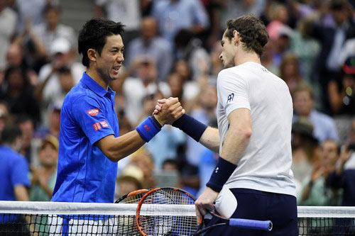 Federer, Nishikori chung nhánh Murray, Djokovic gặp khó trận mở màn - 2