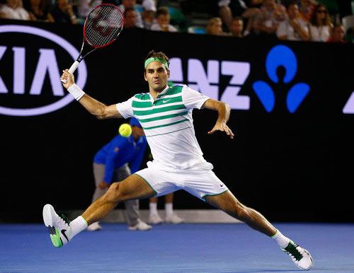 Federer, Nishikori chung nhánh Murray, Djokovic gặp khó trận mở màn - 1