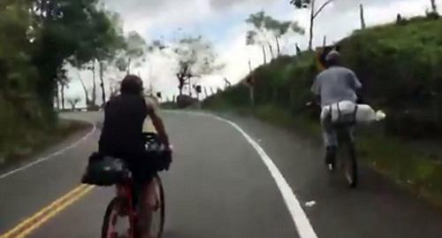 """Xe đạp leo dốc: Lão nông cho cua-rơ """"hít khói"""" - 1"""