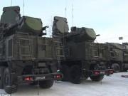 Nga kéo tên lửa S-400 quanh thủ đô phòng chiến tranh?
