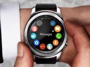 Công nghệ thông tin - Cách sử dụng smartwatch của Samsung trên hệ điều hành iOS