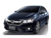 Tin tức ô tô - Honda City 2017 ra mắt, giá từ 350 triệu đồng